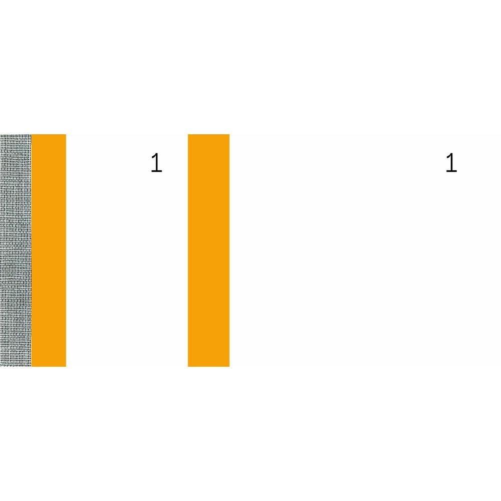 Bloc vendeur 100 feuillets 60 x 135 mm Orange - par lot de 10