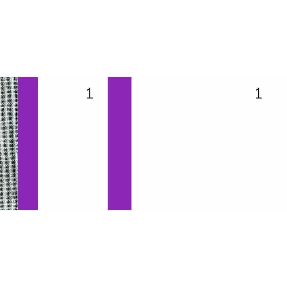 Bloc vendeur 100 feuillets 60 x 135 mm Violet - par lot de 10