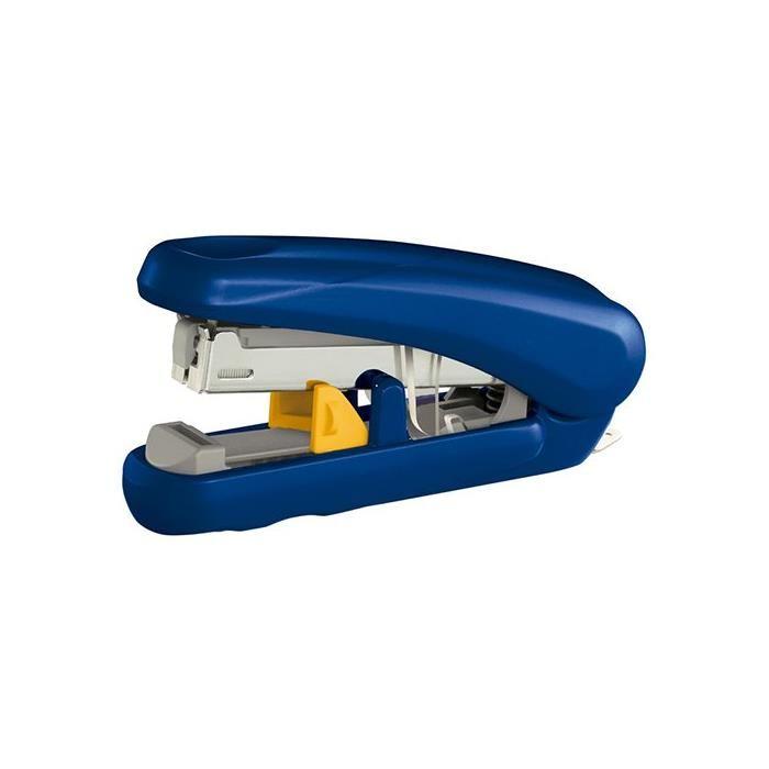 Agrafeuse de Poche Sans Effort Flat-Clinch ST-010X Gorge Réglable 3-20 mm N°1…