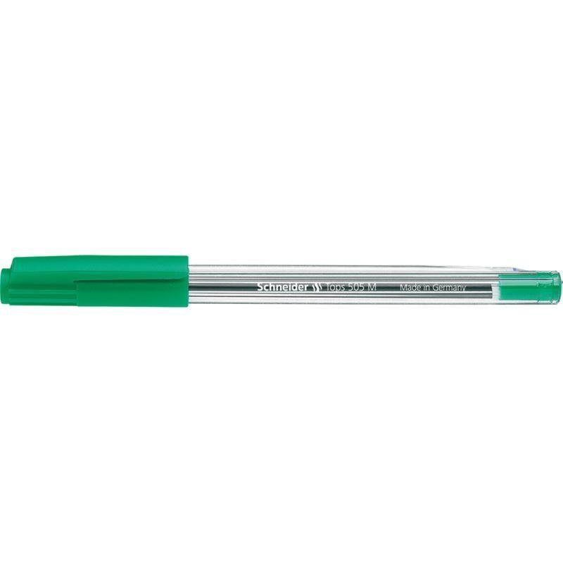 Stylo à bille Tops 505 Pte Moyenne vert