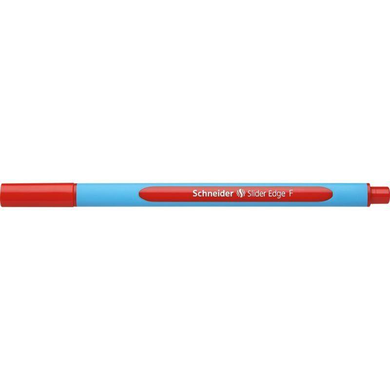 Stylo à bille Slider Edge pointe fine rouge
