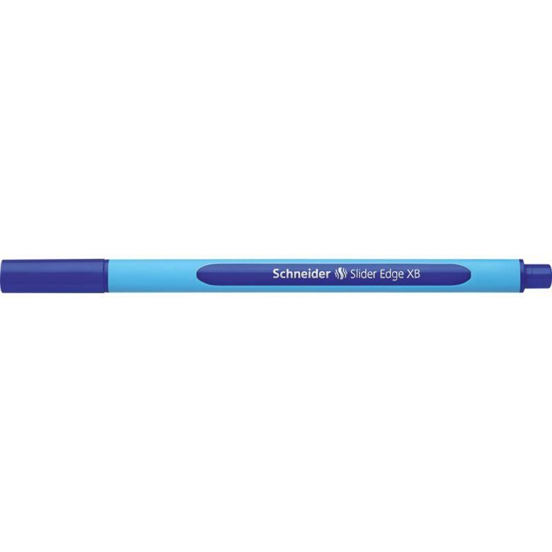 Stylo à bille Slider Edge Pte Extra Large bleu