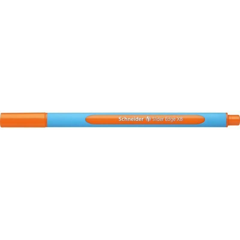 Stylo à bille Slider Edge Pte Extra Large orange