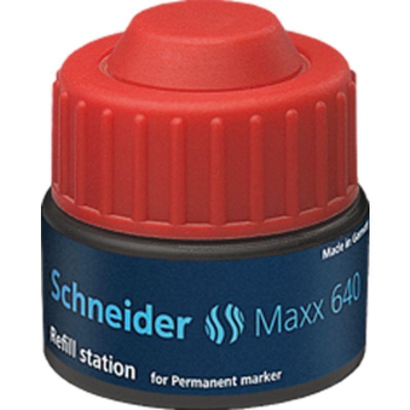 Station de recharge Maxx 640 rouge pour Marqueur permanent