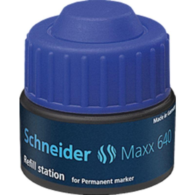 Station de recharge Maxx 640 bleu pour Marqueur permanent