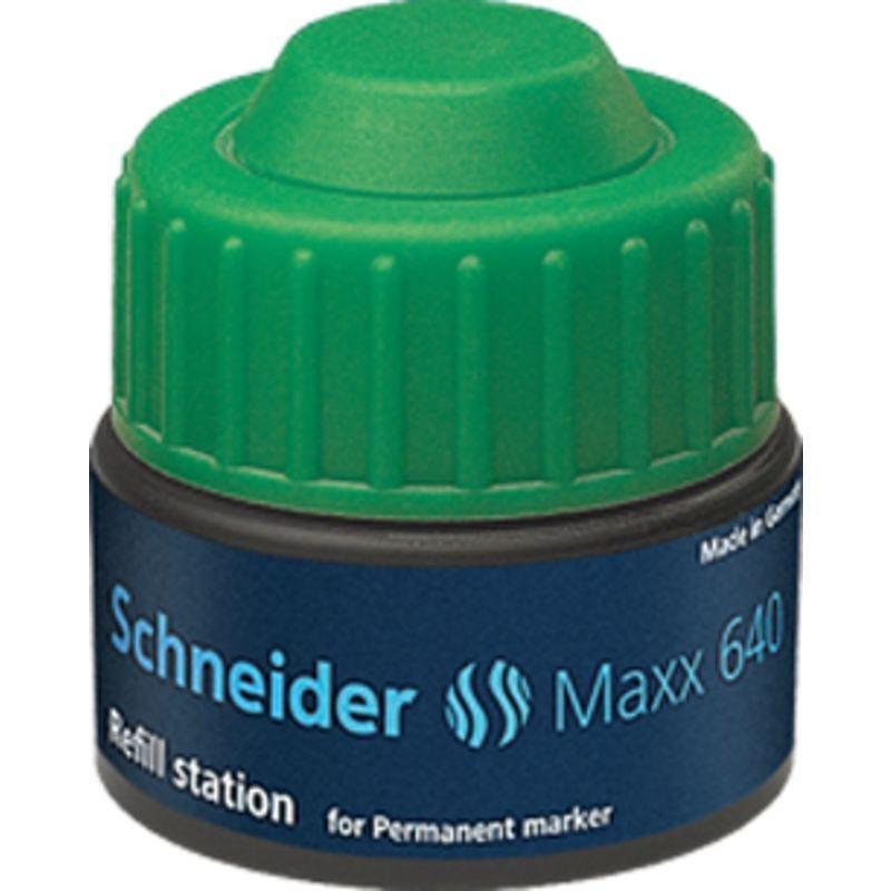 Station de recharge Maxx 640 vert pour Marqueur permanent