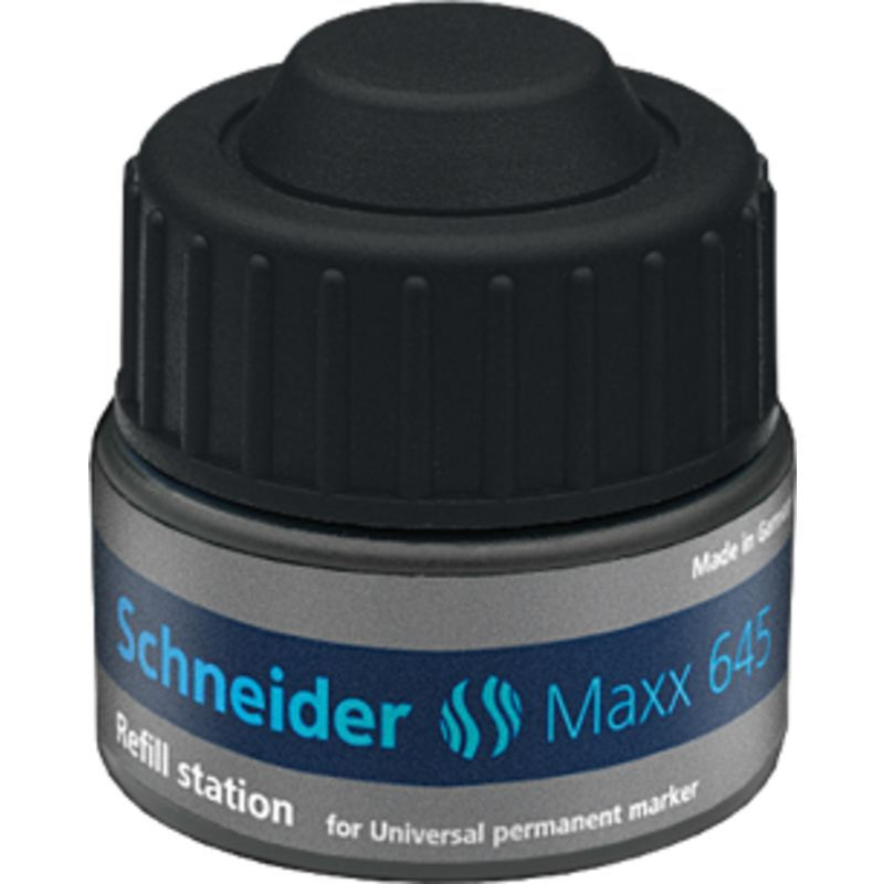 Station de recharge Maxx 645 noir pour Marqueur universel permanent