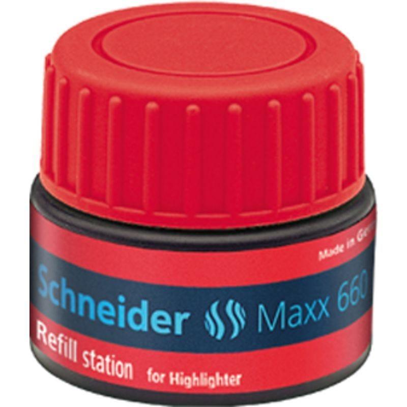 Station de recharge Maxx 660 rouge pour Surligneur JOB