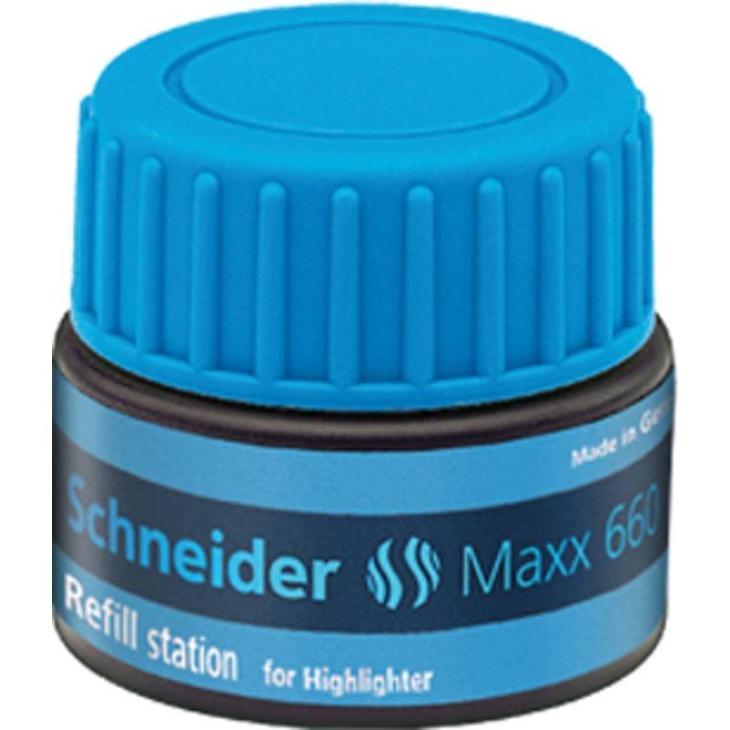 Station de recharge Maxx 660 bleu pour Surligneur JOB