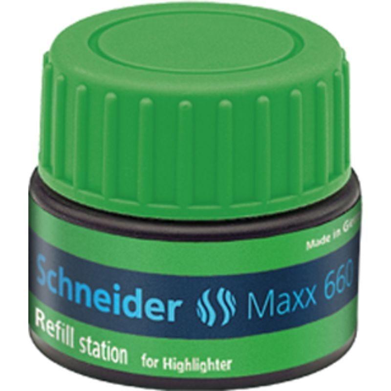 Station de recharge Maxx 660 vert pour Surligneur JOB