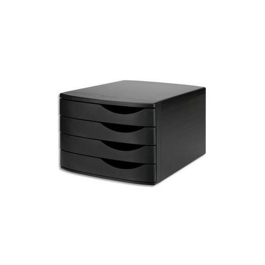 Module de classement 4 tiroirs, 100% recyclé polystyrène - Dimensions L30 x H…