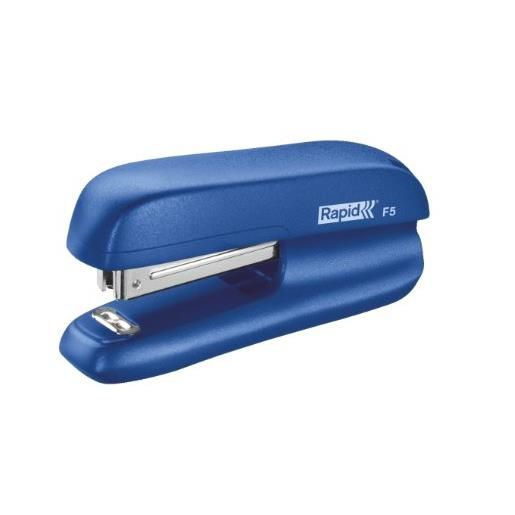 Mini Agrafeuse F5 bleu translucide, Agrafes N°10