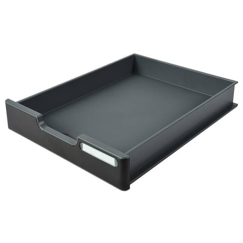 Tiroir pour Modulodoc case standard H54 mm Noir