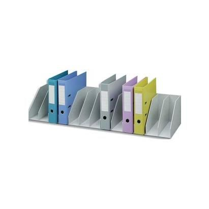 Trieurs 13 cases fixes gris