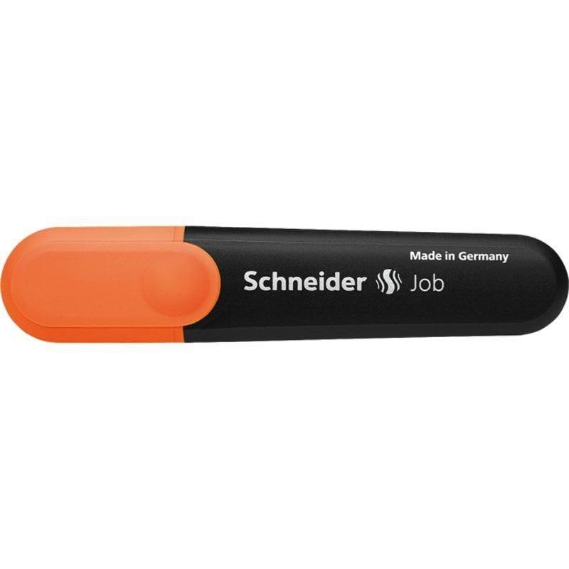 Surligneur Rechargeable Job Pte Biseau 1-5 mm Orange