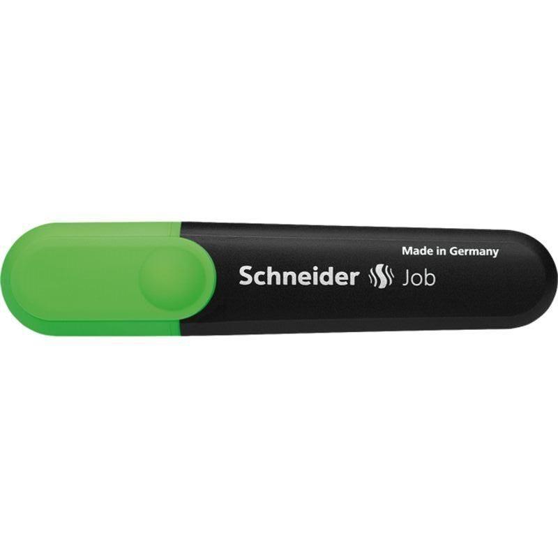Surligneur Rechargeable Job Pte Biseau 1-5 mm Vert