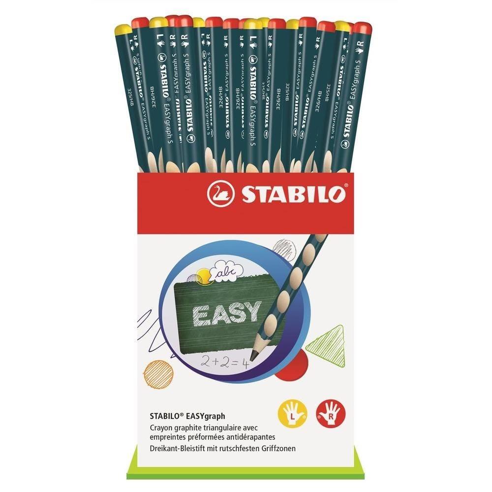 Crayon graphite - EASYgraph S - Godet x 48