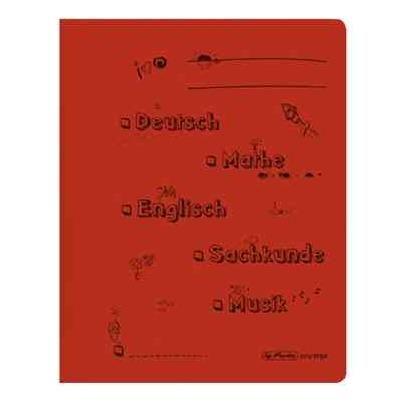 Dossiers d'easyorga « elementary school », DIN A4