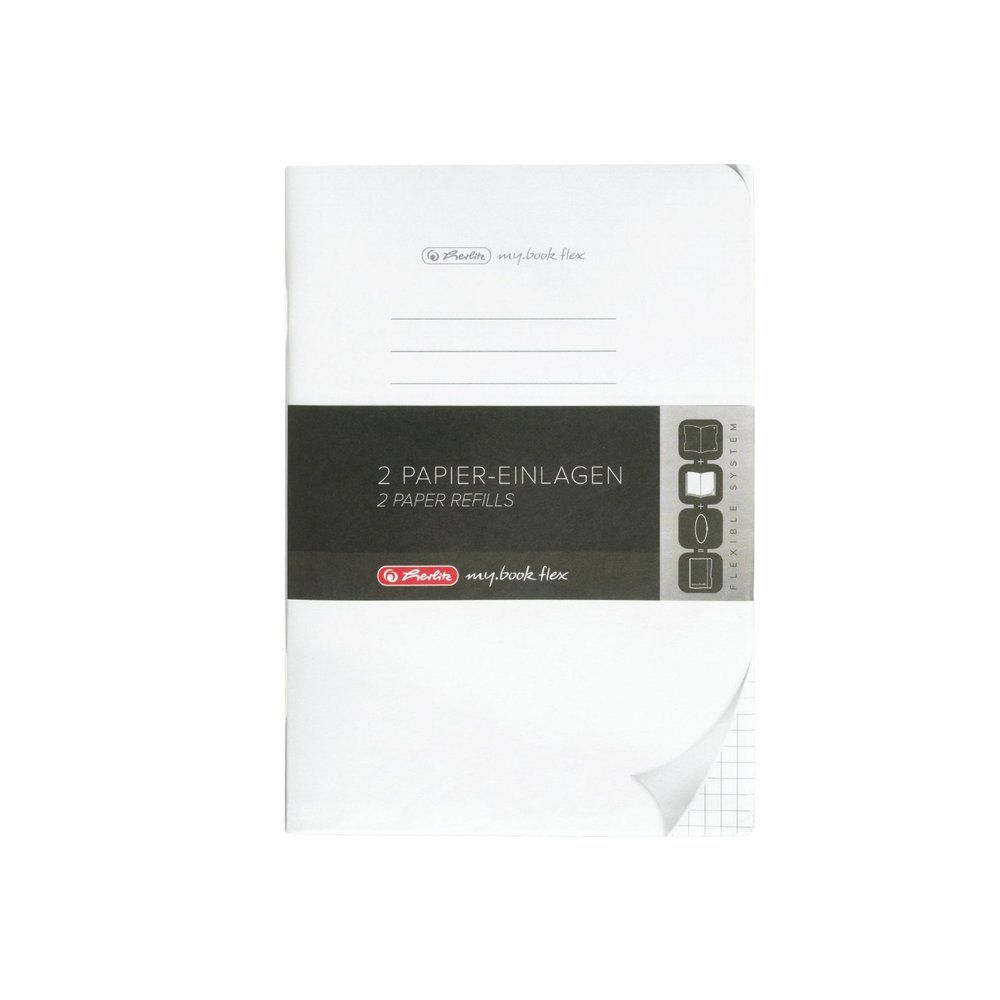 Intercalaire de rechange pour bloc-notes my.book