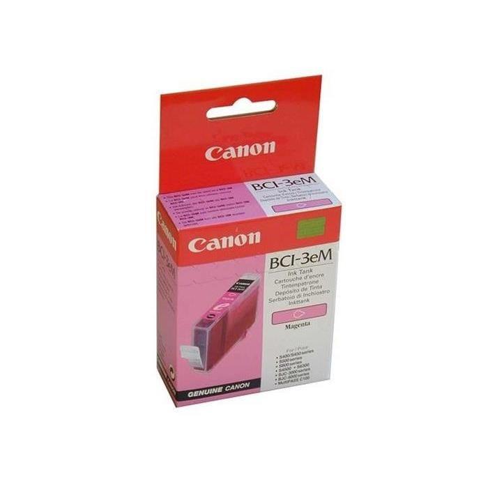 Encre original pr Canon BJC3000/BJC6000/S400/S450, magenta