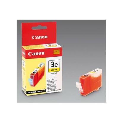 Encre original pour Canon BJC3000/BJC6000/S400/S450, jaune