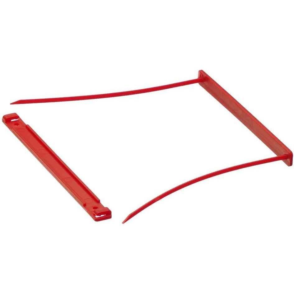 Capiclass I 8 cm Rouge - par lot de 50