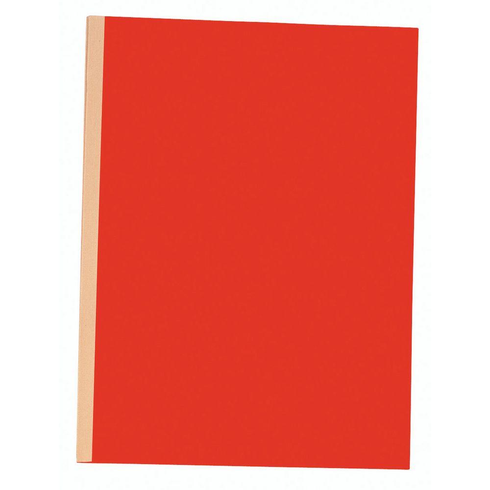 Chemises à soufflet 320gm² dos 3cm Forever® A4 Rouge - Paquet de 25