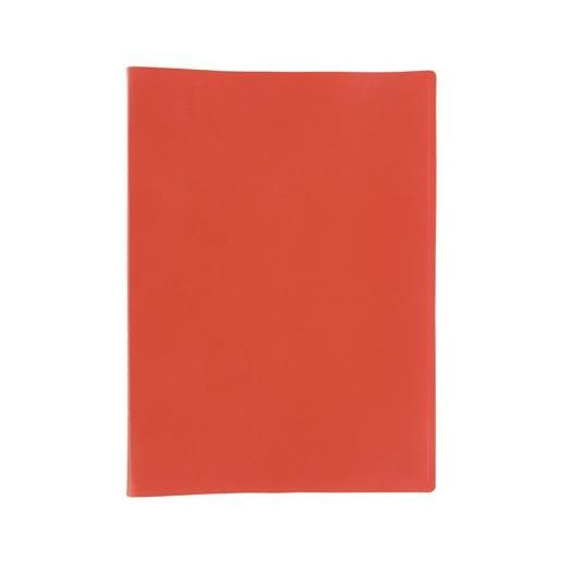Protège-documents Std A4 40 pochettes Rouge
