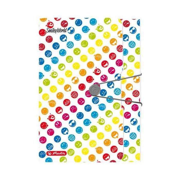 Trieur SmileyWorld 'Rainbow', 12 compartiments