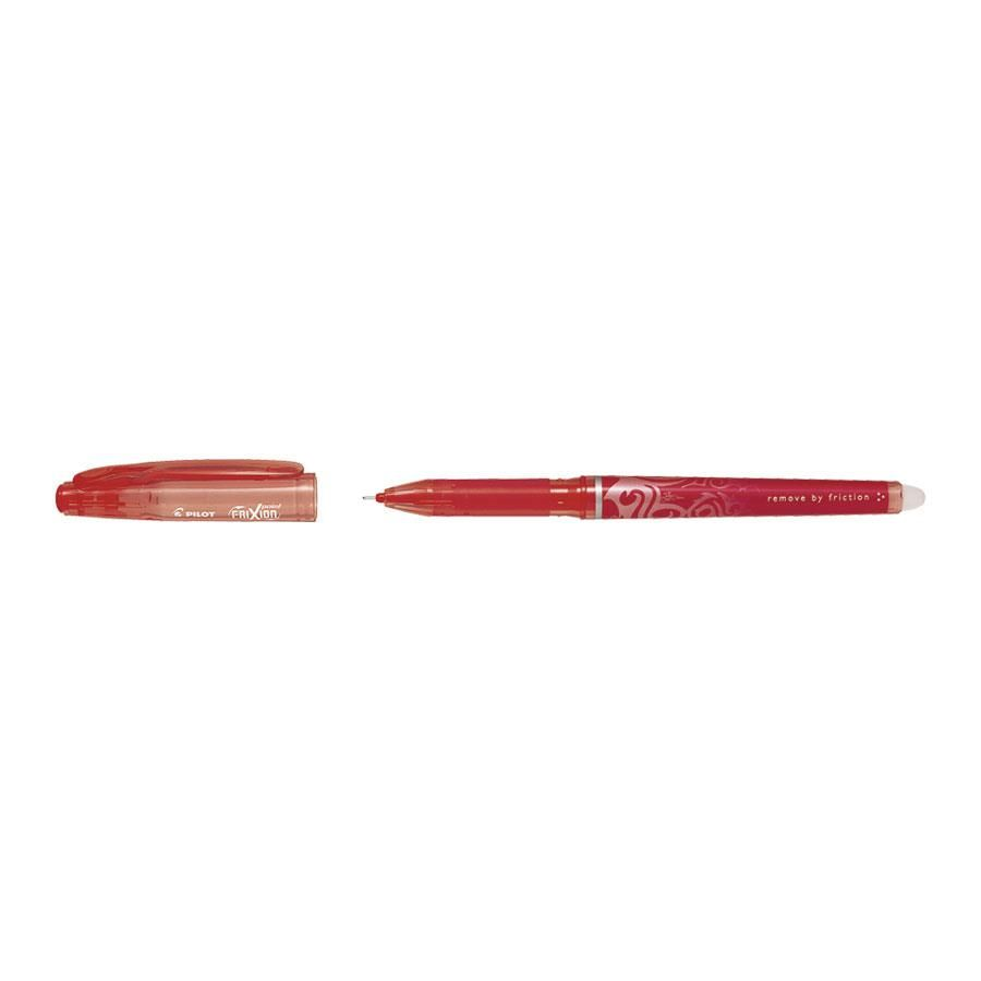 Stylo roller FriXion Point 0,5 Rouge