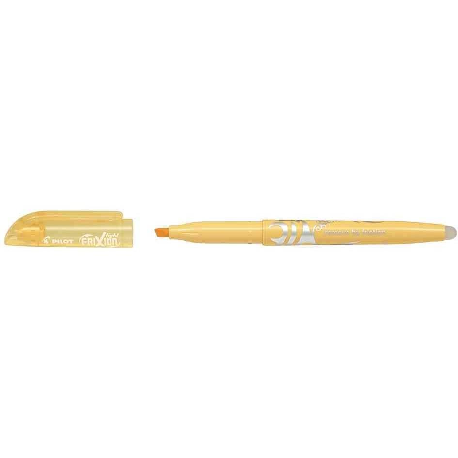 Surligneur FRIXION LIGHT SOFT Pte Biseau 3,8 mm Orange pastel