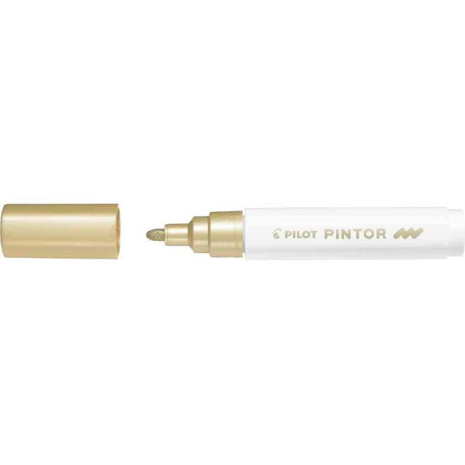 Marqueur à pigment PINTOR, medium, or