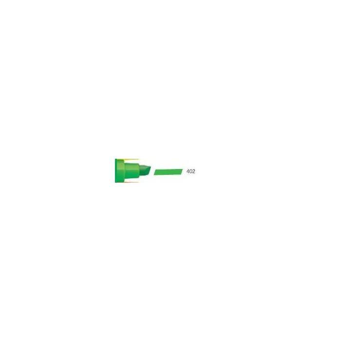 Surligneur ECOwrite 'Highliter' Stylo Pte Biseau 1-3,5 mm Vert