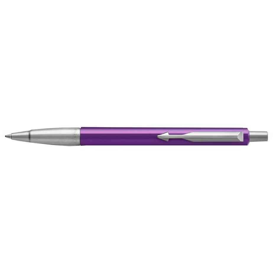 Stylo à bille rétractable VECTOR, violet