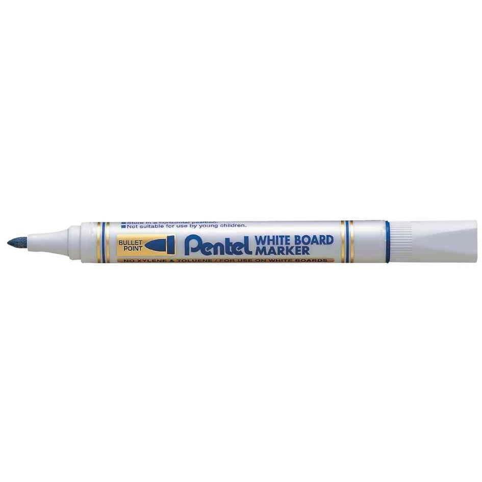 Marqueur Tableau blanc MW85 Pte Ogive 2mm Bleu