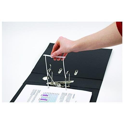Boite de 100 Clip de fixation pour archives Bankers Box Blancstique - boîte de 1