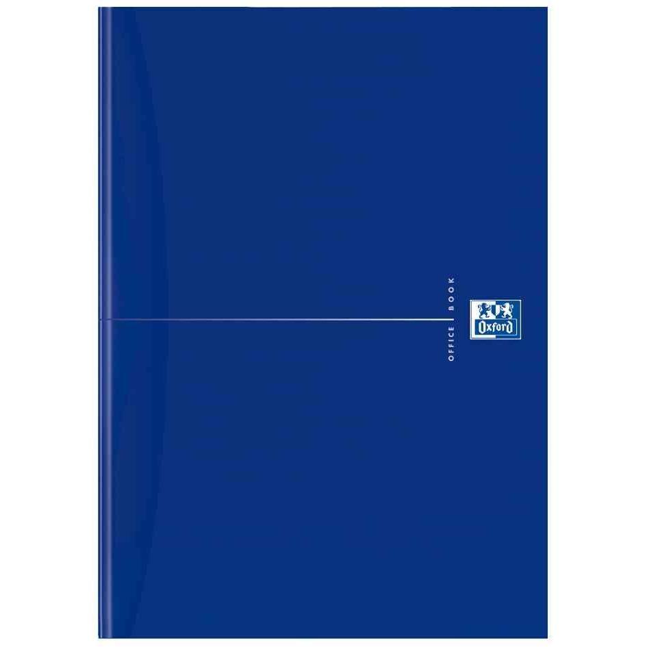 Carnet de notes 'Original Blue', relié, A4, quadrillé