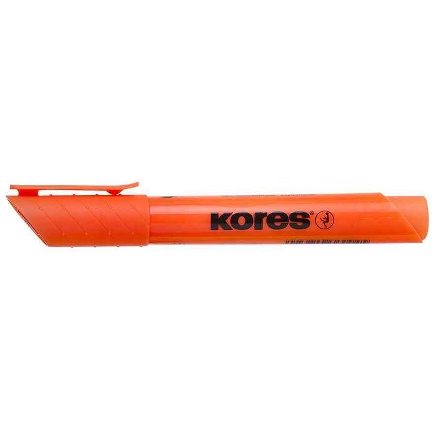 Surligneur HIGH LINER PLUS épais 0,5 - 5mm Orange