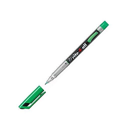 marqueur permanent Write-4-all M Moyen 1 mm Vert