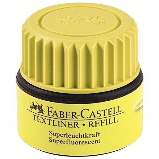 Cartouche de recharge 'TEXTLINER 1549', jaune
