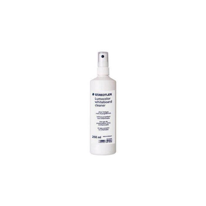 Spray 250 ml pour nettoyage intégral tableau blanc 'Lumocolor'