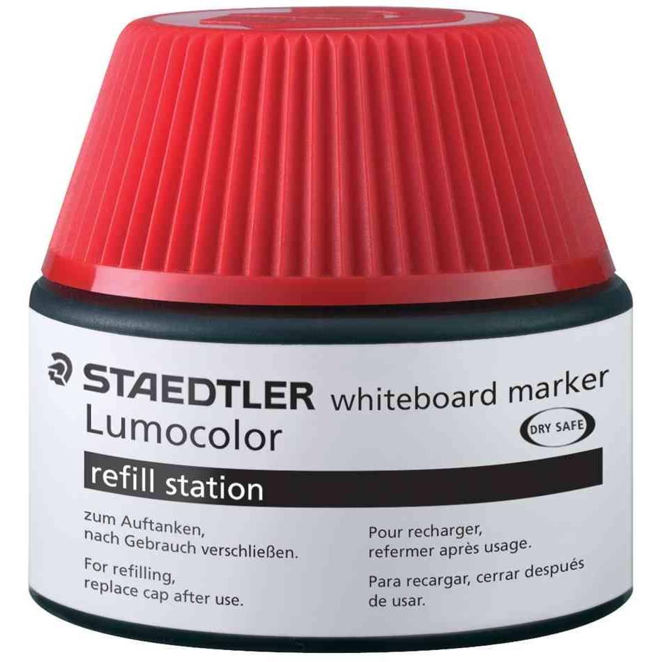 Flacon-recharge Lumocolor 488 51, rouge