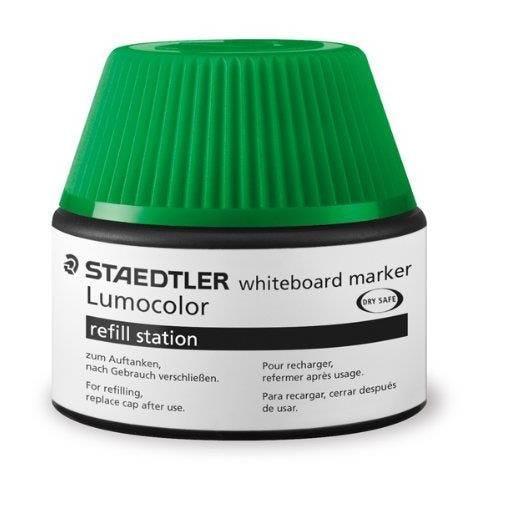 Flacon de recharge Lumocolor 488 51, vert