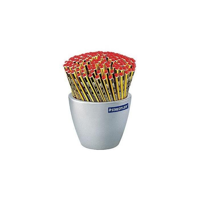 144 x crayon Noris, hexagonal, pot de fleurs de 24 pcs. (photo)