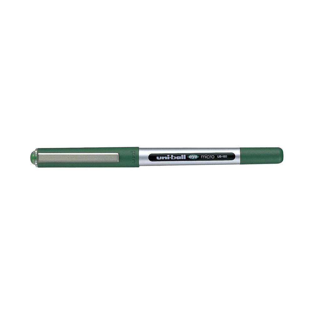 stylo Roller encre liquide EYE UB150 Pte Fine 0,5mm Vert