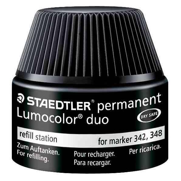 Station recharge Lumocolor 488-48 pour marker 342 et 348 15ml Noir