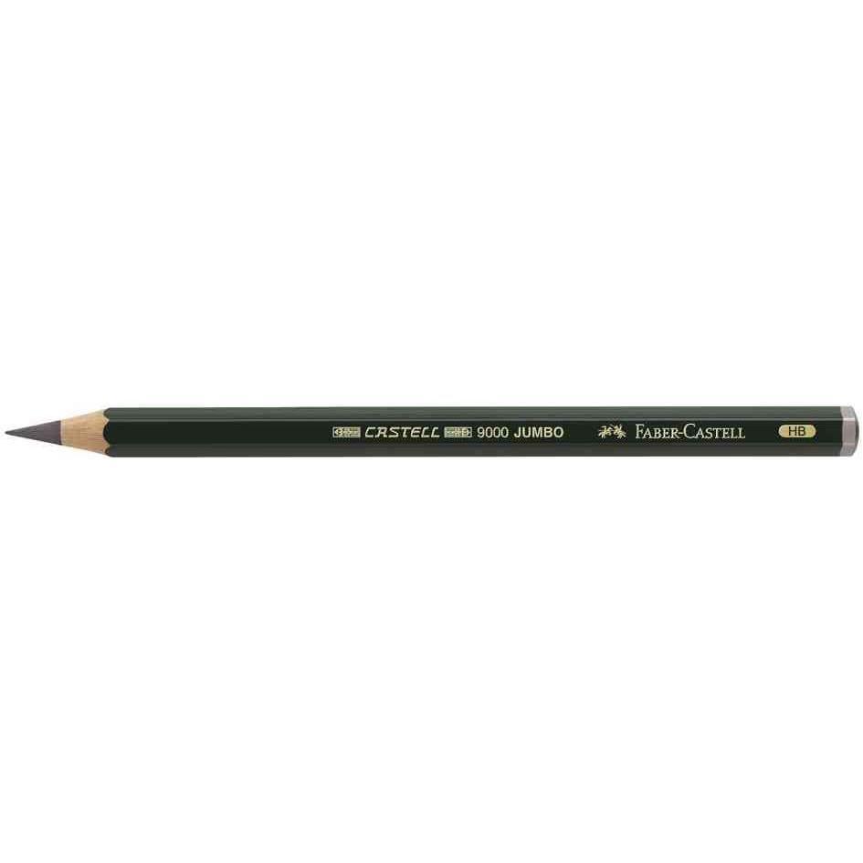 Crayon CASTELL 9000 Jumbo Mine 5,3 mm HB