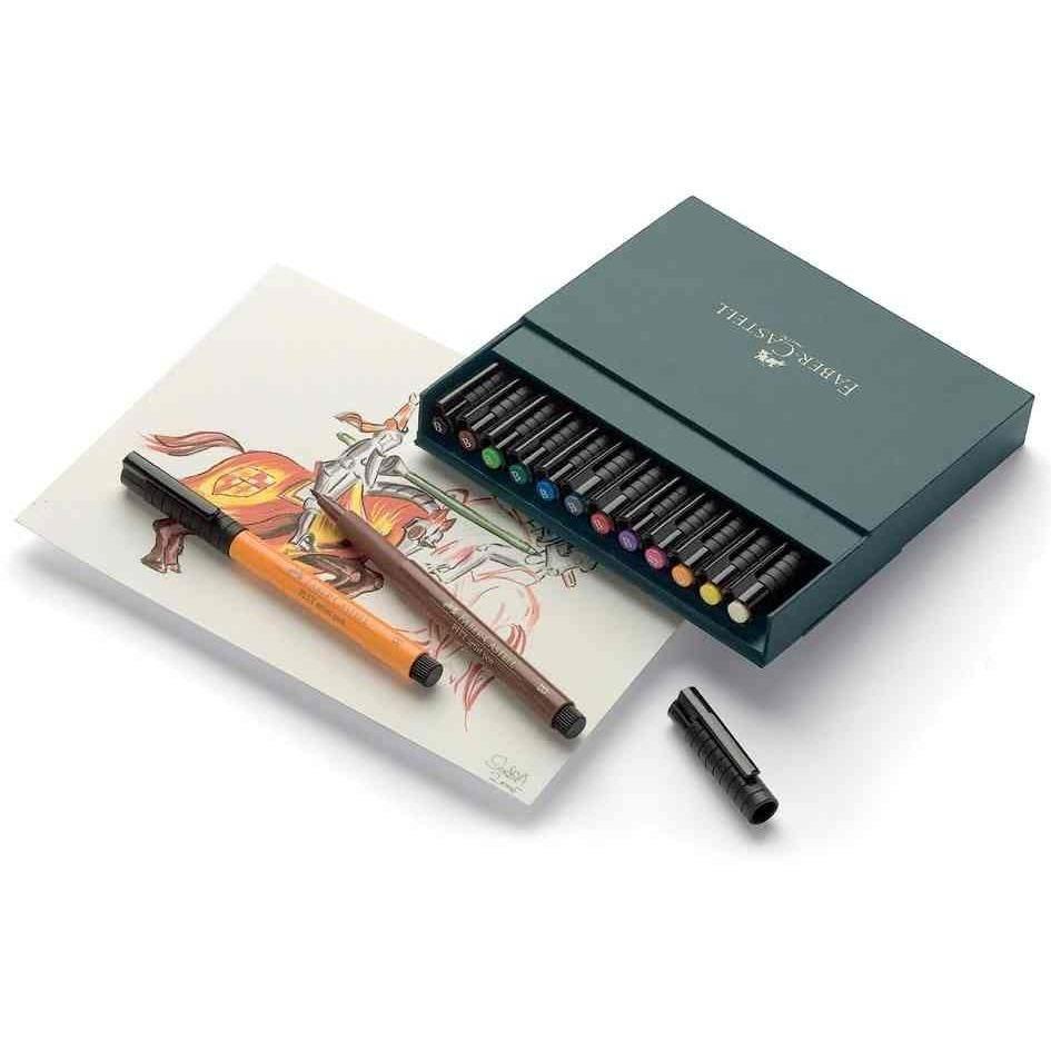Stylo à encre de chine OITT artist pen, boîte