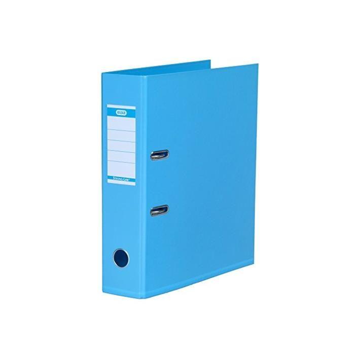 Classeur à levier 'Strong Line' A4 Dos de 80 mm Bleu clair