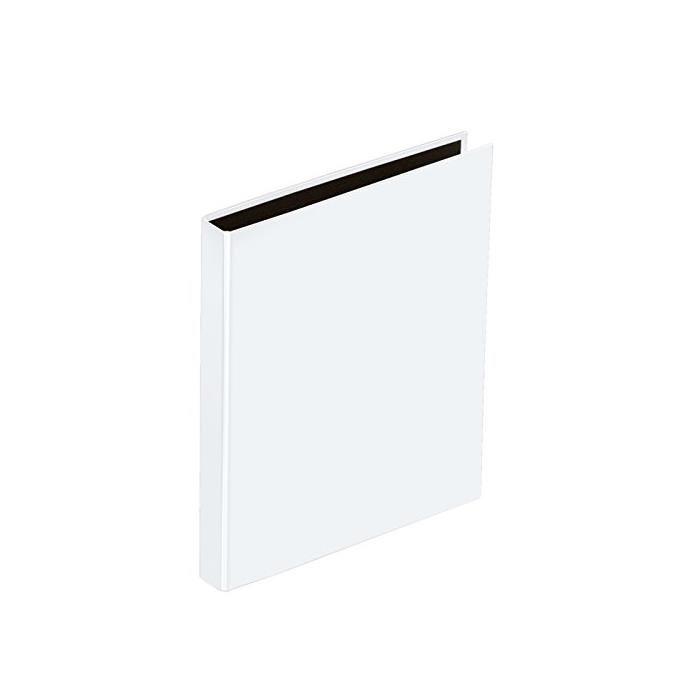 Classeur 2 anneaux 20 mm 'Basic Colours' A5 dos 35 mm Blanc
